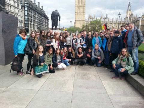Studienfahrt England 2017