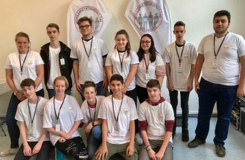 Schulsanitätstag Wiesbaden 2019