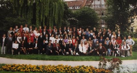 Abiturjahrgang 1991