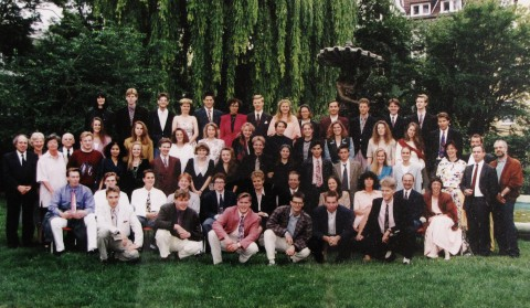 Abiturjahrgang 1992