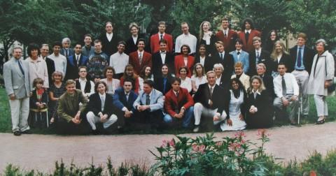 Abiturjahrgang 1996