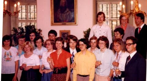 Abitur 1977: Abschlussfeier