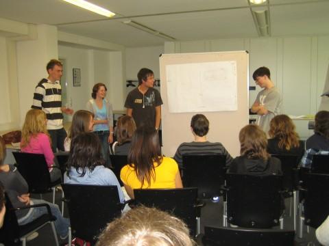 Berufszielfindungsseminar