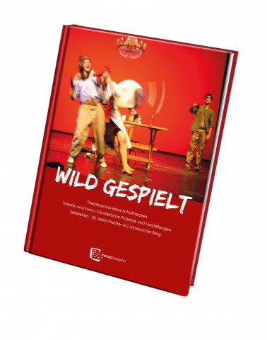 Theater-AG: Buchtitelseite 2014