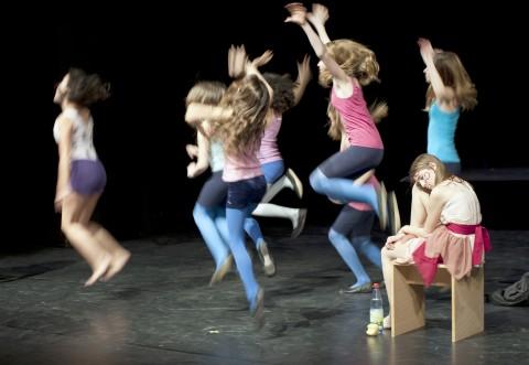 """Beispielbild: """"Nach dem Sturm"""" (Theater-AG 2013)"""