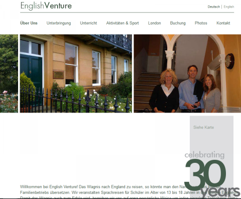 English Venture 2017