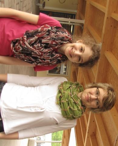 Frau Gazea: Rumänienaustausch