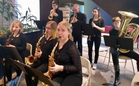 MB Big Band im Staatsarchiv