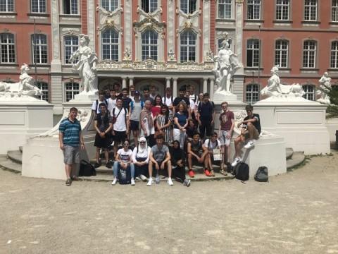 Ausflug der Latein-Kurse nach Trier (2018)