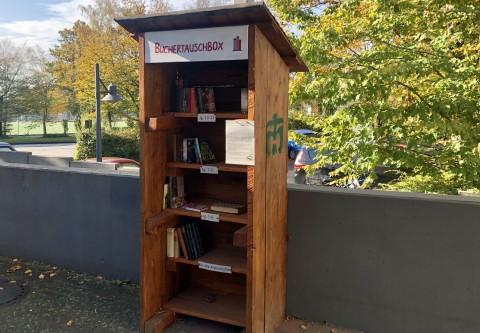 Büchertauschbox GMB