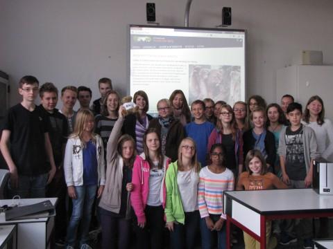 ProWo 2013: Schülerzeitungsgruppe