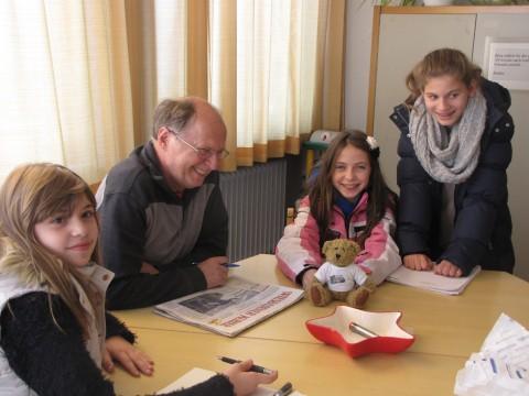 Interview mit Herrn Dürr