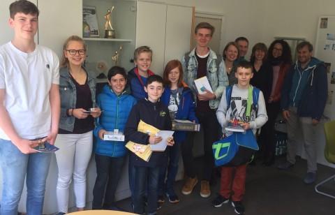 Preisverleihung Mathematikwettbewerbe 2019