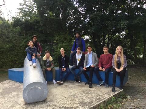 Schülervertretung 2017