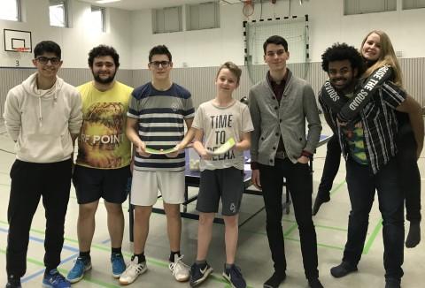 SV-Tischtennisturnier 2018