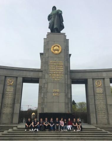 LK Geschichte Ehrenmal Rote Armee