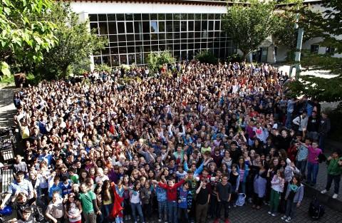 Schulfoto 2012