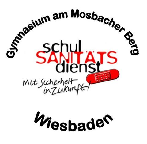 Schulsanitäter logo  Schulsanitätsdienst: Logo | Gymnasium am Mosbacher Berg