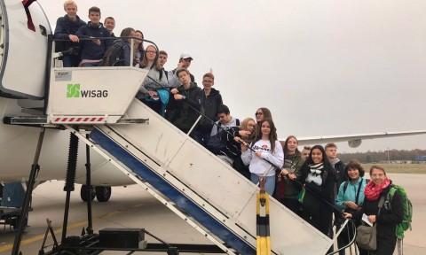 Flug nach La Réunion 2018/19