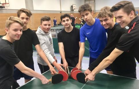 Tischtennis Stadtmeister 2019