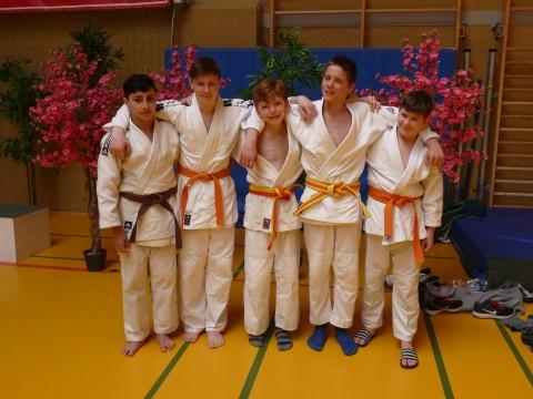 Landesentscheid Judo 2016