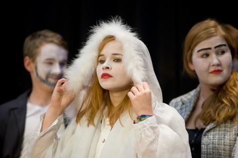 Theater-AG: Shakespeare 2010