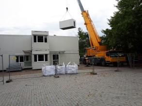 Bauticker: Verwaltungsbau