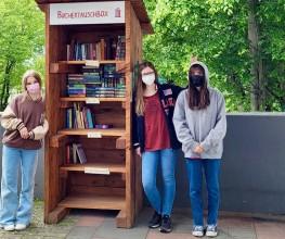 Büchertauschbox 2021