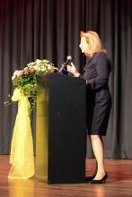 Amtseinführung von Frau Manig (10. März 2017)