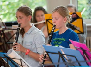 Concert Band - Klarinetten