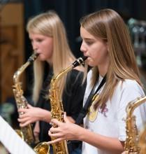 Concert Band - Saxophone