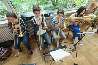 Concert Band - Posaunen