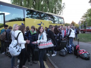Englandaustausch 2011
