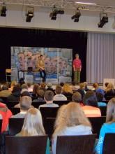 Theater für die Klassen 7