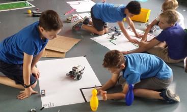 Forscherklasse: Lego