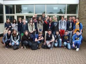 Gruppenbild Ingatestone 2012
