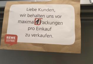 """Kunst Projekt Q2: """"Alles steht still!"""""""