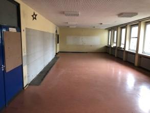 Schulverwaltung im Container - Herbst 2020