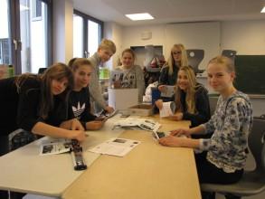 Schülerzeitungsverkauf 2017