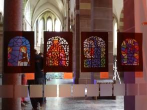 Kirchenfenster E10d 2017