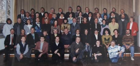 Kollegiumsfoto GMB