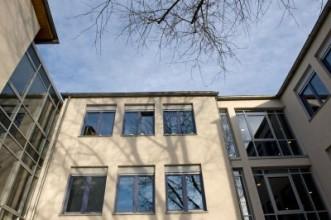 Schulgebäude des GMB