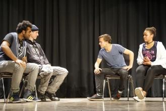 Theaterabend am GMB