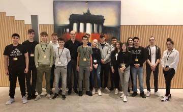 Landtagsbesuch 2018
